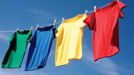 چگونه لباس های خود را پهن کنیم؟