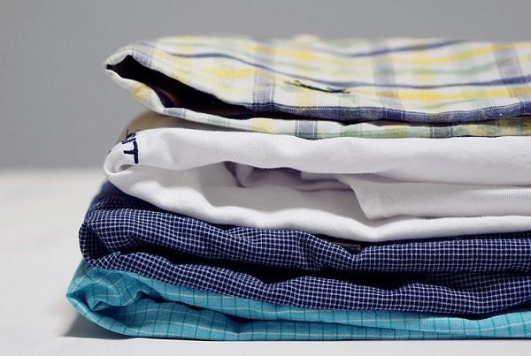 خشکشویی لباس پنبه ای