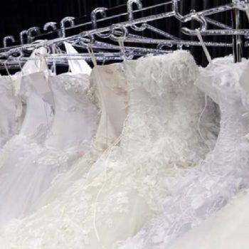 نگاهی کوتاه به تجهیزات ویژه خشکشویی لباس عروس