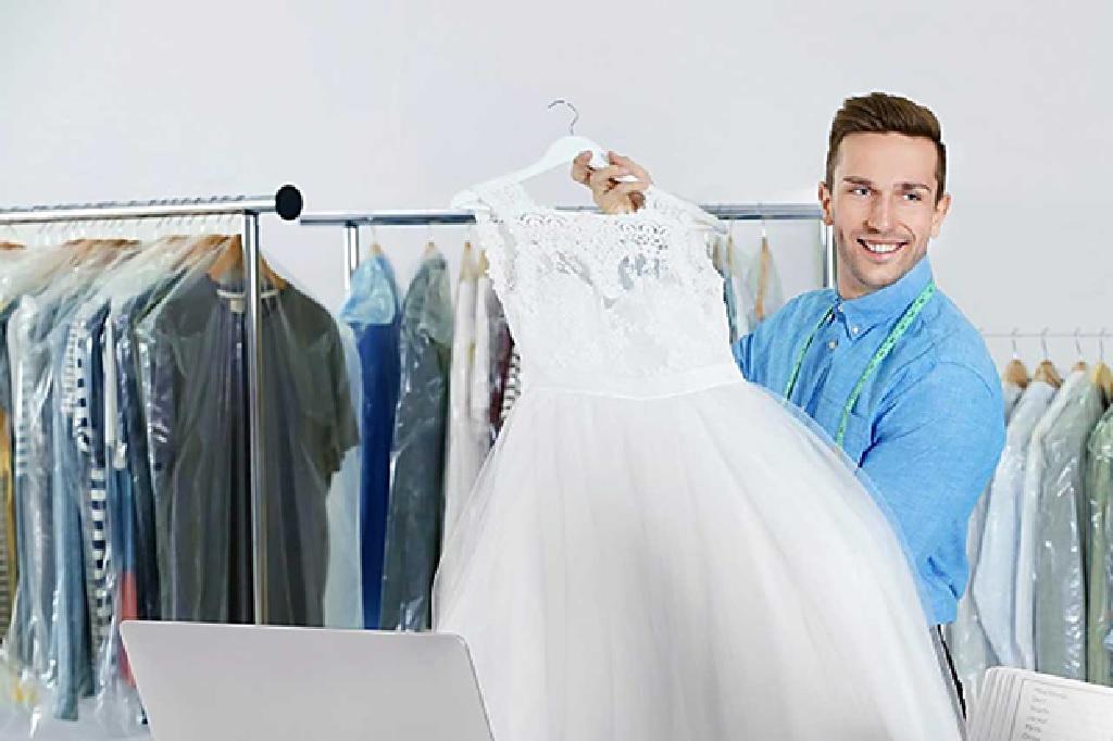 خدمات خشکشویی لباس عروس ارزان را کجا پیدا کنیم؟