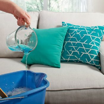 مبل شویی در منزل را با شامپو فرش انجام دهیم؟